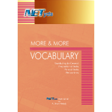 More and More Vocabulary